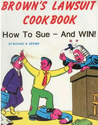 Brown's Lawsuit Cookbook